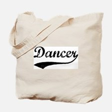 Dancer (vintage) Tote Bag