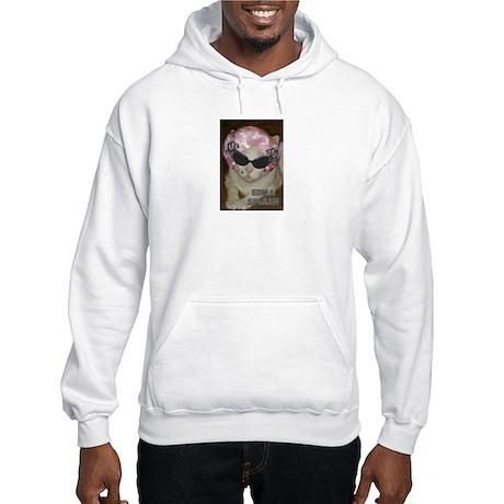 Dame Edna Splash Hooded Sweatshirt