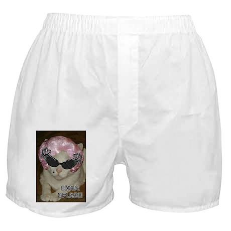 Dame Edna Splash Boxer Shorts