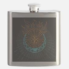 Sun and Moon Flask