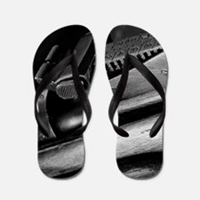 Military Rifle Flip Flops