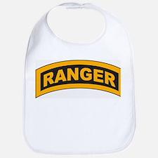 Funny 2nd ranger battalion Bib