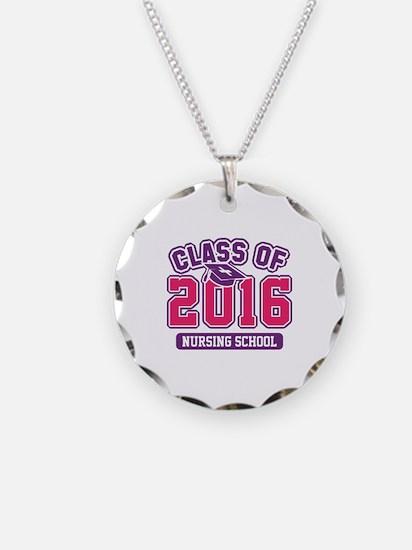 Class Of 2016 Nursing Necklace