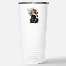 Kakashi avatar cartoon Travel Mug