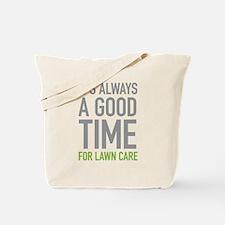 Lawn Care Tote Bag