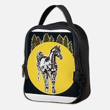 Moon Glow Neoprene Lunch Bag