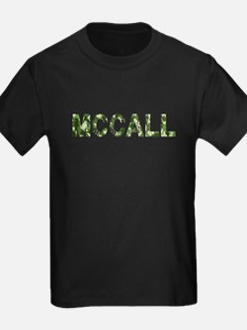Mccall, Vintage Camo, T-Shirt