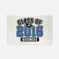 Class Of 2016 Business Rectangle Magnet