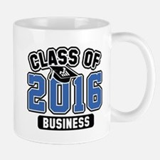 Class Of 2016 Business Small Small Mug