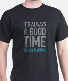 Play Mahjong T-Shirt