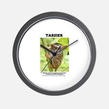 TARSIER - PRIMATE. Very Small @80g. Wall Clock