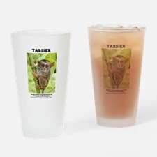 TARSIER - PRIMATE. Very Small @80g. Drinking Glass