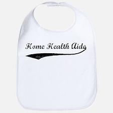 Home Health Aide (vintage) Bib