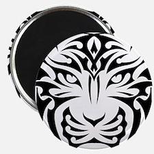 Tiger tattoo art Magnets
