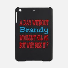 A day without Brandy iPad Mini Case