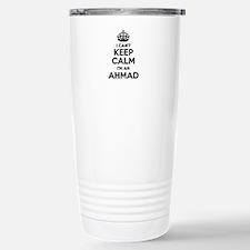 I can't keep calm Im AH Travel Mug