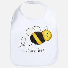 Funny Bumble bee Bib