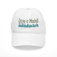 Model Save Baseball Cap