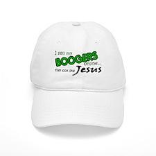 Boogers-Jesus Baseball Cap