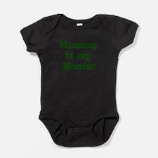 Funny Games Baby Bodysuit