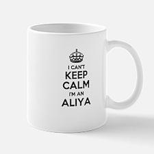 I can't keep calm Im ALIYA Mugs