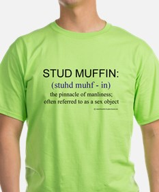 Stud Muffin Definition T-Shirt