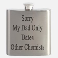 Cool Chemistry students Flask