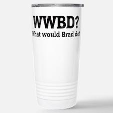 Unique Wwbd Travel Mug