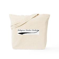 Religious Studies Student (vi Tote Bag