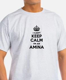 I can't keep calm Im AMINA T-Shirt