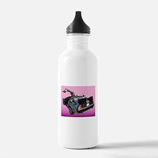Delorean Water Bottle