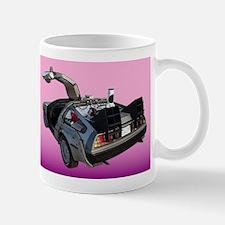 Delorean Mugs
