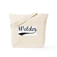 Welder (vintage) Tote Bag