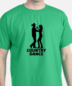Country dance T-Shirt
