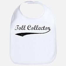 Toll Collector (vintage) Bib