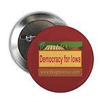 DEMOCRACY FOR IOWA Button