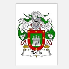 Reillo Postcards (Package of 8)