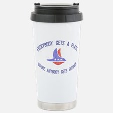 everybody gets a Stainless Steel Travel Mug