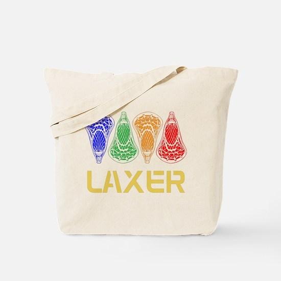 LAXER Tote Bag