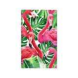 Flamingo 3x5 Rugs