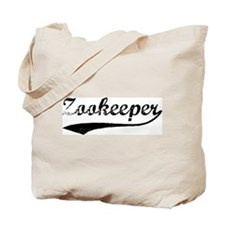 Zookeeper (vintage) Tote Bag