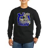 Husqvarna motorcycle Long Sleeve T-shirts (Dark)
