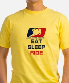 eat sleep ride T