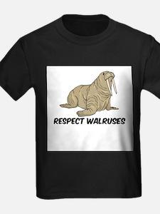 Respect Walruses T-Shirt