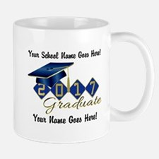 Graduate Blue 2017 Mug