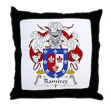 Ramírez II Throw Pillow