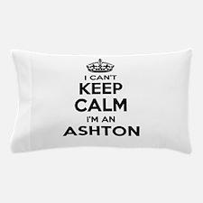I can't keep calm Im ASHTON Pillow Case