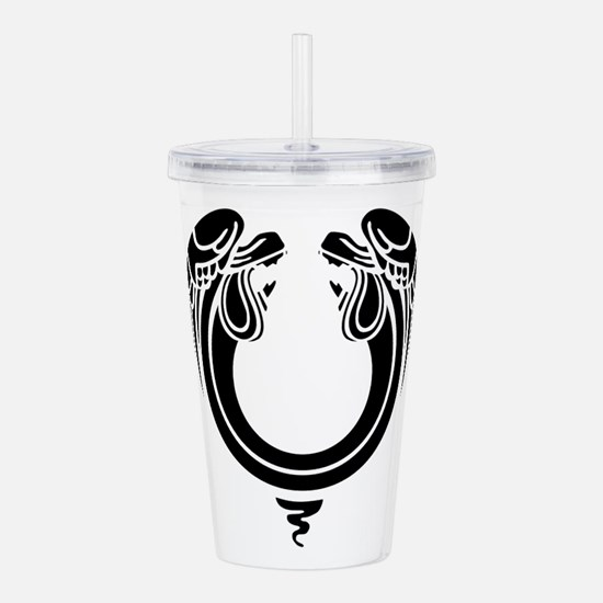Jesus Christ superstar Acrylic Double-wall Tumbler