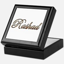 Cute Rashad Keepsake Box