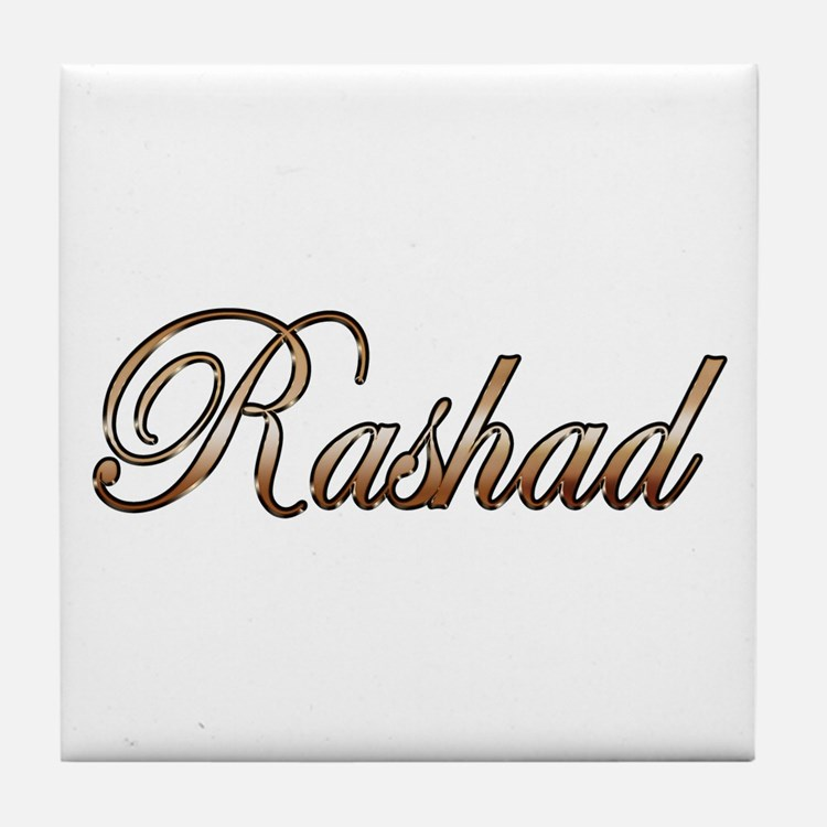 Cute Rashad Tile Coaster